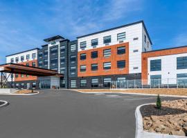 Quality Hotel & Conference Centre, отель в городе Эдмундстон