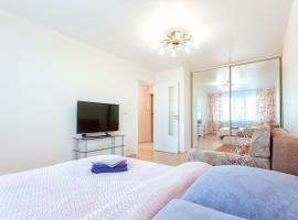 Apartment on Lenina, 111, апартаменты/квартира в Сыктывкаре