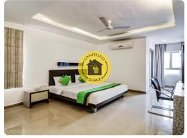 AXE Furnitured flats - AIG Gachibowli, apartment in Hyderabad