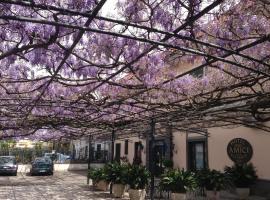Hotel Degli Amici, hotel a Pompei