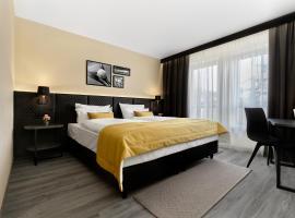 COURT HOTEL, hotel in Halle Westfalen