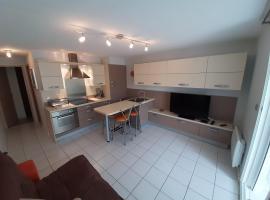T2 l'Il-Mô, apartment in Valras-Plage