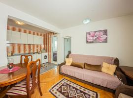Apartments Makedonska, apartman u Baru