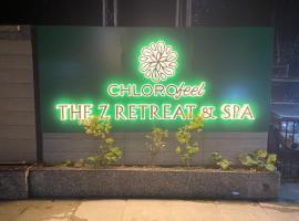 Chlorofeel The Z Retreat & SPA, hotel in Gangtok