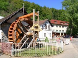 Hotel Skalní Mlýn, hotel en Blansko
