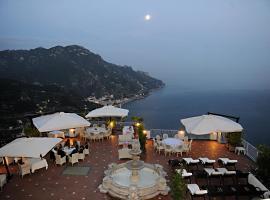 Hotel Villa Fraulo, accessible hotel in Ravello