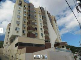 Apartamento Beira Mar Floripa, hotel near Florianopolis-Hercilio Luz International Airport - FLN,