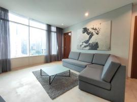 Vortex Suites KLCC, íbúð í Kuala Lumpur