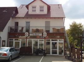 Albergo Restaurante Da Franco, hotel near Frankfurt-Hahn Airport - HHN,