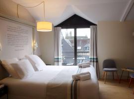 Best Western Plus Hotel Litteraire Gustave Flaubert, отель в Руане
