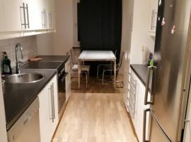 Perfect Fresh studio apartment, lejlighed i Malmø