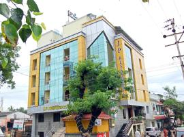 Hotel J P Residency, hotel in Pondicherry