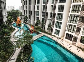 H20 Residence, Ara Damansara, hotel in Petaling Jaya