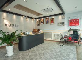 HOTEL CIQ, JALAN TRUS, hotel near Night Safari, Johor Bahru