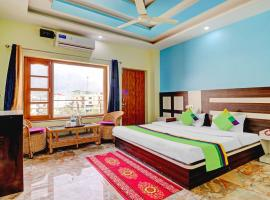 Treebo Trend Veda Retreat Rishikesh, hotel in Rishīkesh