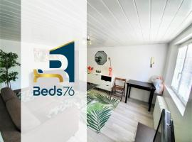 JungLH by Beds76, apartment in Le Havre