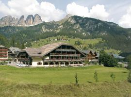 Hotel Rubino Deluxe, отель в Кампителло-ди-Фасса