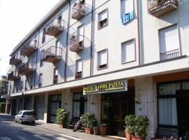 HOTEL TERME POSTA, hotel in Abano Terme