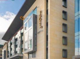 Maldron Hotel Smithfield, hotel in Dublin