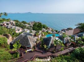 Merit Residence & Spa Samui, hôtel à Surat Thani