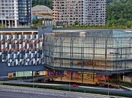 PV3 DANAU KOTA near KL EAST mall, heimagisting í Kuala Lumpur