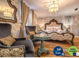Plaza Marchi Old Town - MAG Quaint & Elegant Boutique Hotels, hotel en Split
