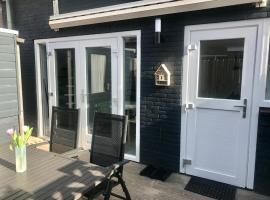 das Luxus Dünenhäuschen, self catering accommodation in Egmond aan Zee