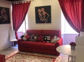 Domus Belsiana, apartment in Rome