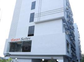 SwanSuites - Gachibowli, hotel in Hyderabad