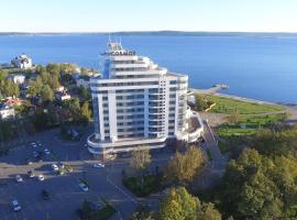 Cosmos Petrozavodsk Hotel, hotel in Petrozavodsk