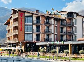VERTEX SPA hotel, viešbutis mieste Estosadok, netoliese – Slidinėjimo keltuvas A2