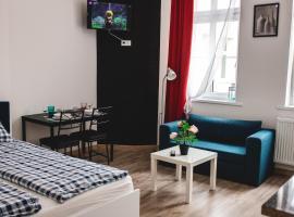 SouvenirAppart au coeur de Bydgoszcz – hotel w Bydgoszczy