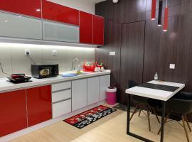 Woodsbury Suites Deluxe Studio, apartment in Butterworth