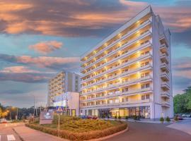 Vestina Wellness & SPA Hotel, отель в Мендзыздрое