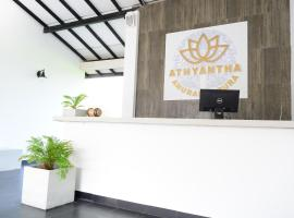 Athyantha Resort, hotel v destinaci Anuradhápura