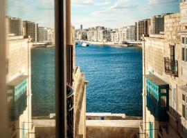 19 ROOMS, hotel near Upper Barrakka Gardens, Valletta
