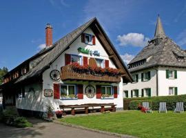 Gästehaus Wald und See, Hotel in der Nähe von: Therme Titisee-Neustadt, Titisee-Neustadt