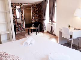 Hotel renaissance martigues, hôtel à Martigues