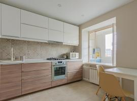 New Modern Flat near Luzhniki Stadium, hotel in Moscow