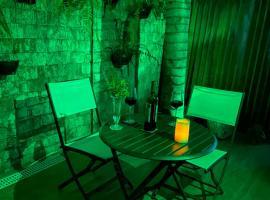 Pouso Verde Bed and Breakfast, hotel poblíž významného místa Národní park Tijuca, Rio de Janeiro