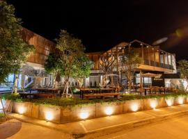 Wevari Heritage, hotel in Nan