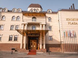 Krokus Plaza, hotel in Tashkent