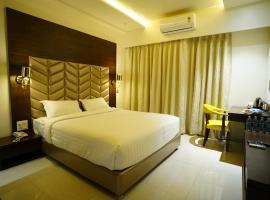 Orange Tree Hotels, hotel in Nagpur