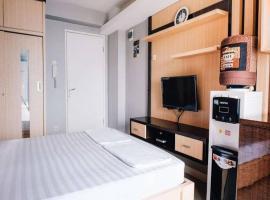 2BR Apartemen Kalibata City Lux, hotel in Jakarta