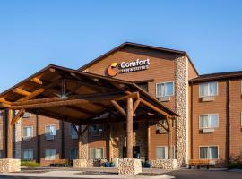 Comfort Inn & Suites - Custer, hotel in Custer