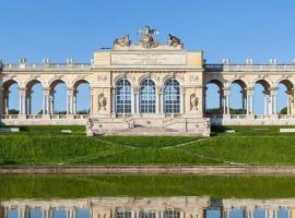 Visit Vienna - Roof Terrace Gloriette View, hotel in Vienna