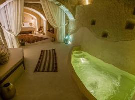 Doda Artisanal Cave Hotel, отель в Невшехире
