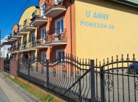 Wynajem pokoi u Anny – kwatera prywatna