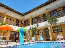 Pousada Paraíso Francês, accessible hotel in Praia do Frances