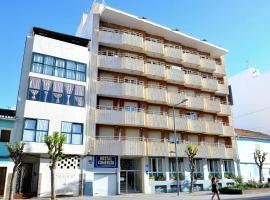 Hostal Comercio, hotel en Denia